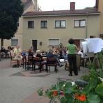 Wohnzimmergespräche auf dem Kirchplatz, Stadtlabor unterwegs, 20. Juni 2013