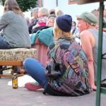 Stadtlabor unterwegs Kirchplatzgespräche_Veronika
